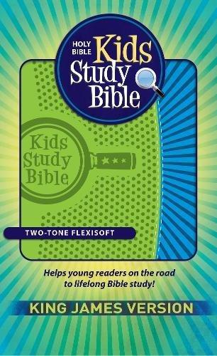 9781619706989: Kids Study Bible-KJV