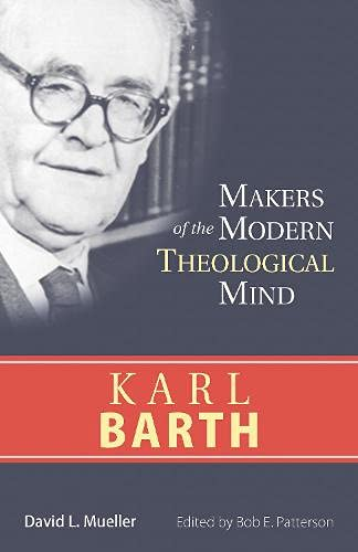 9781619707351: Karl Barth (Makers of the Modern Theological Mind)