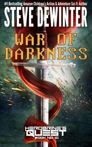 9781619781313: War of Darkness (Herobrine's Quest) (Volume 10)