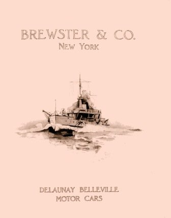 9781619810075: Delaunay Belleville Motor Cars