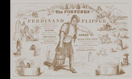 9781619810471: The Fortunes of Ferdinand Flipper
