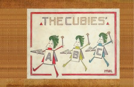 9781619810853: The Cubies' ABC
