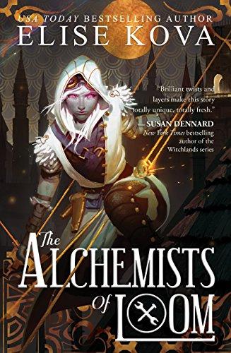 9781619844414: The Alchemists of Loom (Loom Saga)