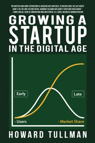 9781619849815: Growing a Startup in the Digital Age: You Get What You Work For, Not What You Wish For (The Perspiration Principles) (Volume 7)