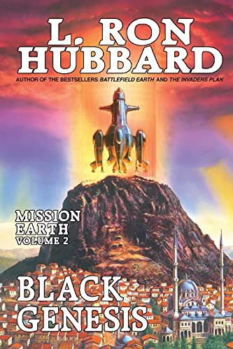 9781619861756: Black Genesis: Mission Earth Volume 2