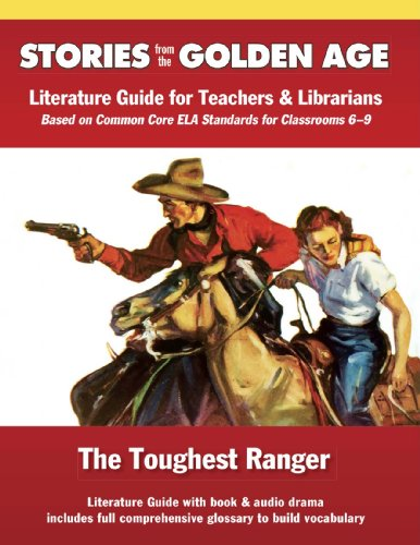 9781619862982: The Toughest Ranger: Literature Guide Kit