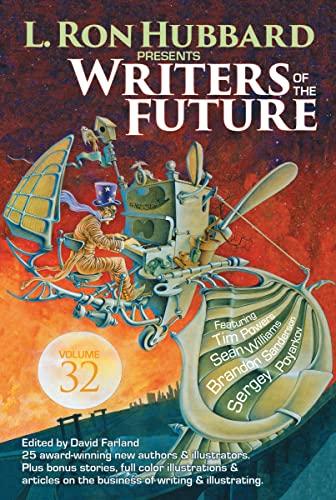 Writers of the Future Vol 32 (L.: L. Ron Hubbard;
