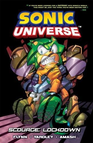 9781619889064: Sonic Universe 8: Scourge: Lockdown