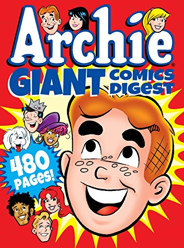 9781619889477: Archie Giant Comics Digest (Archie Giant Comics Digests)