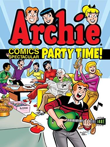9781619889538: Archie Comics Spectacular: Party Time! (Archie Comics Spectaculars)