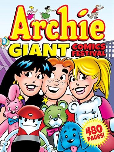 Archie Giant Comics Festival (Archie Giant Comics Digests): Archie Superstars