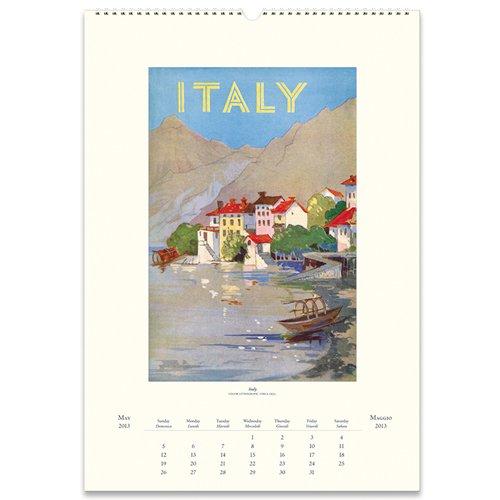 9781619920910: 2013 Italia Wall Calendar