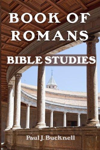 9781619930445: Book of Romans: Bible Studies