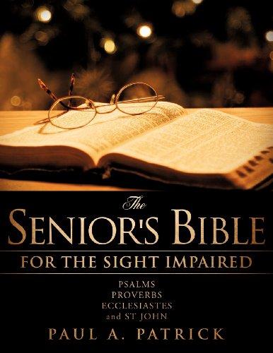 9781619961333: THE SENIOR'S BIBLE