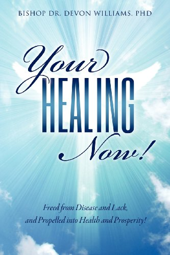 9781619962156: YOUR HEALING NOW!