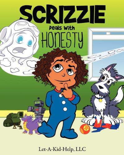 9781619963917: Scrizzie Deals With Honesty