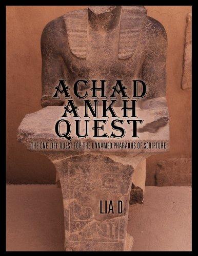 9781619968363: ACHAD-ANKH-QUEST