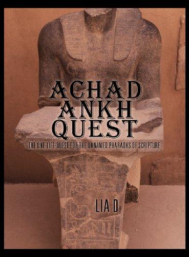 9781619968370: ACHAD-ANKH-QUEST