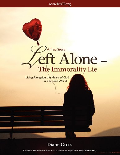 9781619969513: Left Alone- The Immorality Lie