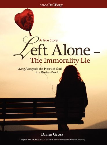 9781619969520: Left Alone- The Immorality Lie