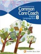 9781619970298: Triumph Learning Common Core Coach English Language Arts 8 - OHIO