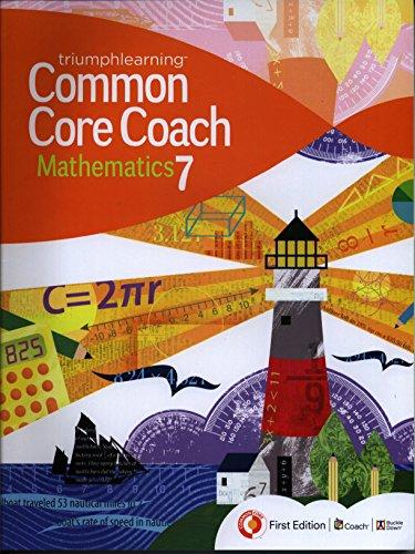 Common Core Coach Mathematics 7: Triumph Learning, LLC