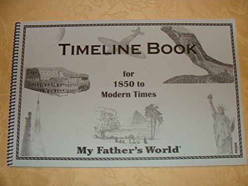 9781619990753: Creation to Modern Times Timeline Book