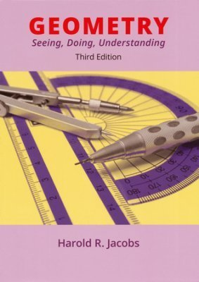 9781619991095: Jacobs Geometry: Seeing, Doing, Understanding Textbook (3rd Edition)