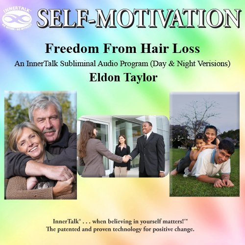 9781620001608: Freedom from Hair Loss: An InnerTalk Subliminal Audio Program (Day & Night Versions)