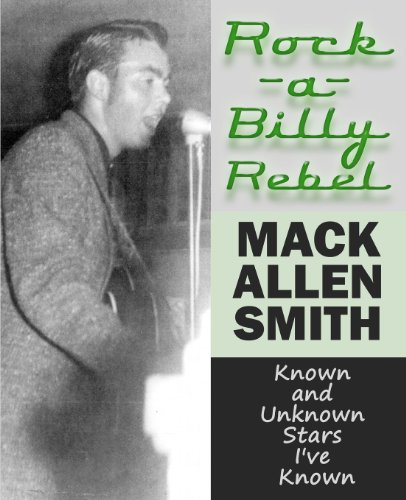 9781620061558: Rock-a-Billy Rebel: Known and Unknown Stars I've Known