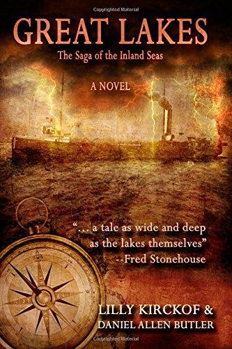 9781620064269: Great Lakes: The Saga of the Inland Seas