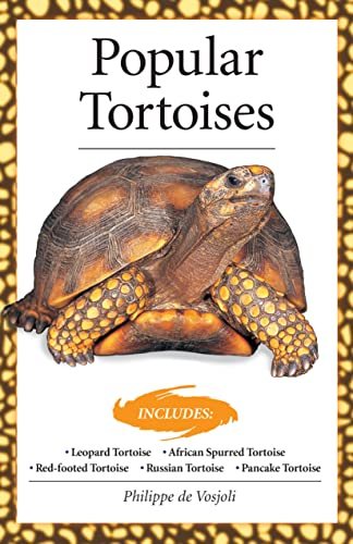 9781620081891: Popular Tortoises (Advanced Vivarium Systems)