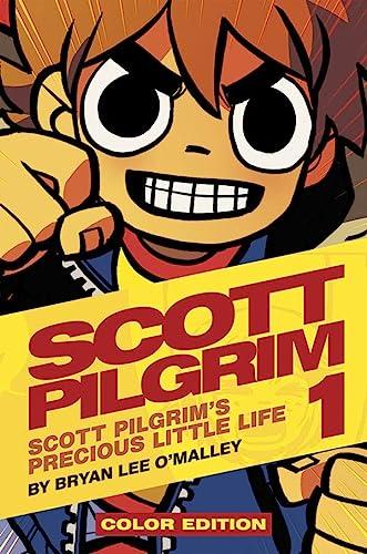 9781620100004: Scott Pilgrim Color Hardcover Volume 1: Precious Little Life