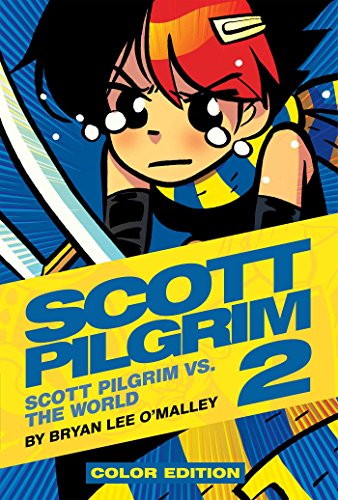 Scott Pilgrim Color Hardcover Volume 2: Vs. The World