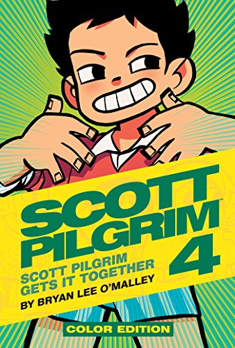 9781620100035: Scott Pilgrim Color Hardcover Volume 4: Scott Pilgrim Gets it Together