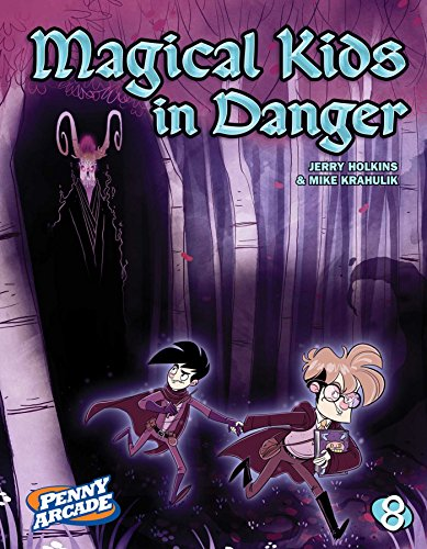 Penny Arcade Volume 8: Magical Kids in Danger (1620100061) by Holkins, Jerry; Krahulik, Mike