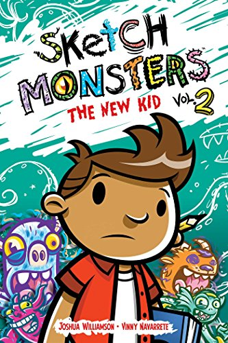 9781620100127: Sketch Monsters Book 2: The New Kid