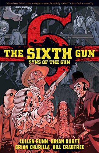 9781620100998: The Sixth Gun: Sons of the Gun
