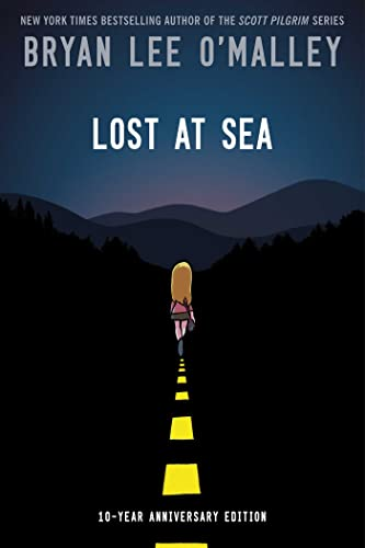 9781620101131: Lost at Sea Hardcover