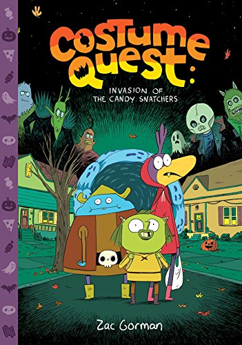 Costume Quest: Invasion of the Candy Snatchers: Gorman, Zac