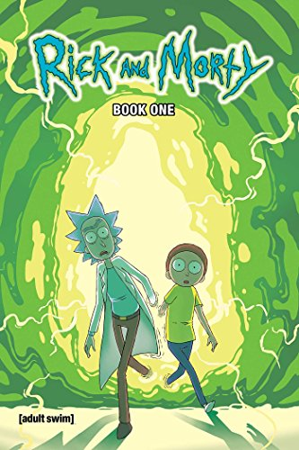 9781620103609: Rick and Morty Hardcover Book 1