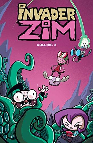 9781620103715: Invader Zim Volume Three