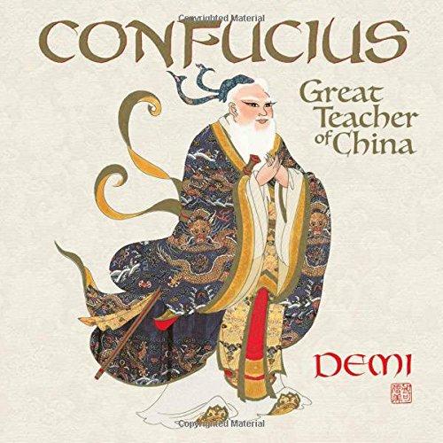 9781620141939: Confucius: Great Teacher of China