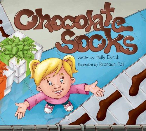 9781620200001: Chocolate Socks