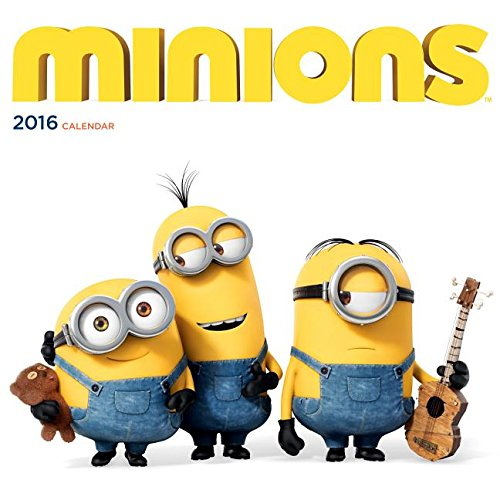9781620213780: Minions 2016 Square 12x12 Cal Ink