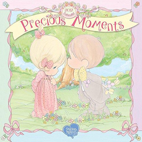 9781620216125: Precious Moments 2017 Square