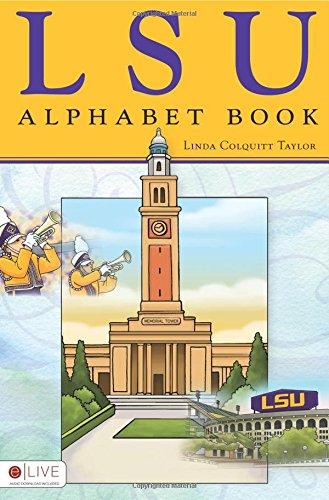 9781620240854: LSU Alphabet Book