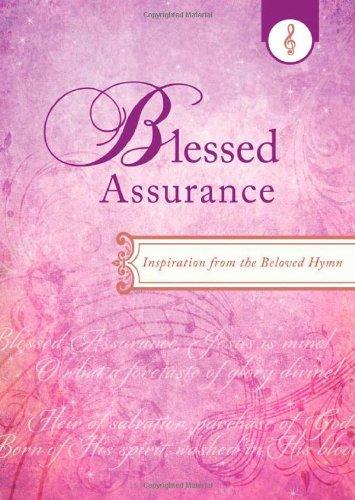 9781620291573: BLESSED ASSURANCE