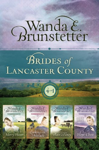 9781620291580: The Brides of Lancaster County
