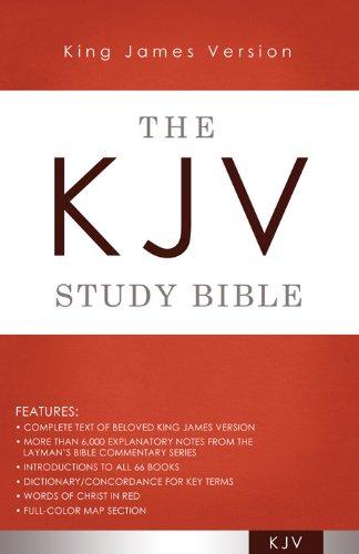 9781620291658: The KJV Study Bible (King James Bible)